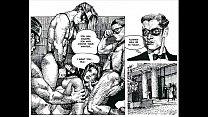 Erotic Sexual Bondage Fetish Comic Preview