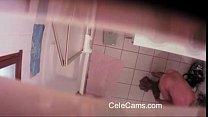 Hidden cam - Compile milf in bathroom thumbnail