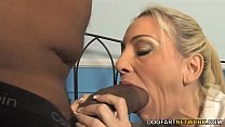 Busty Mom Cala Craves Gets Pounded By A Fat Bla...