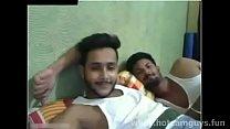 Indian Boys Having Fun on Cam