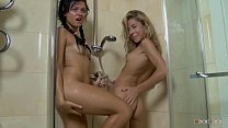 Two Naughty Teens Try to Satisfy Each Other Toying Their Ass Holes