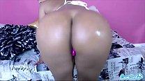 CamSoda - Latina Rose Monroe Big Tits Big Ass Masturbation thumbnail