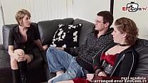 Real girlfriend cuckold order a hooker milf for boyfriend