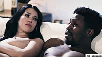 Twisted minded wife Alex Coal wants creampie