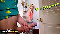 BANGBROS - Juan El Caballo Loco's Hot Stepmom Eva Notty Gives Him Some Lovin' pornhub video