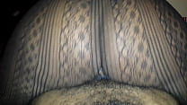 mobileporndaily - Married woman riding my dick . Made her keep stockings on thumbnail