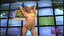 Homemade Bikini Contest With Weird Insertions I...