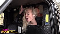 Female Fake Taxi Married man cannot resist Kayl...