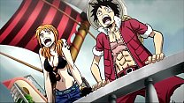 Nami One Piece - The best compilation of hottest and hentai scenes of Nami thumbnail