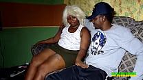 Mama Deborah form Benin republic, my neighbour wife