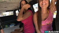 Teens try threesome Stacey Hopkins 2.01