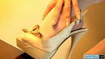 Reach More Girls From THETEENCAMTUBECOM Denise Masino Stockings Smoking - FBB thumbnail