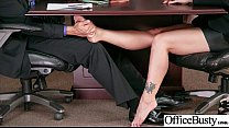 Round Big Tits Girl (Holly Heart) Get Banged In Office clip-25 video