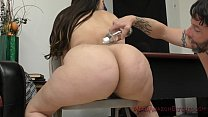 Alycia Starr 48 Inch Ass Worship Femdom