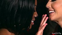 Twistys.com - Naughty halloween games xxx scene with Chanell Heart, Karla Kush 1