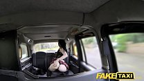 Fake Taxi huge creampie for sexy skinny young goth girl thumbnail