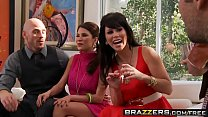 (Aleksa Nicole, Brooklyn Lee, Johnny Sins, Keiran Lee) - Key Party - Brazzers