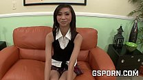 Asian teen Rosemary Radeva fucked hard