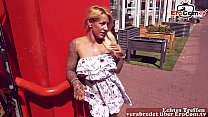 blonde sporty gym german tattoo teen have a userdate outdoor no condom