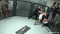 Dana gets fucked MMA Style thumbnail