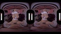 Powergirl ASSembly Parody With Huge Boobed Angel Wicky VRCosplayXcom