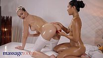 Massage Rooms Petite Asian May Thai shares dil...