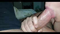 He started sucking on me because m. turns it on a lot and then I fucked her and made her creampie
