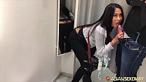 brazzers foursome ‣ Super horny asian star susi sucking off white tourist in changing room and hotel thumbnail