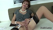 Cheating english milf lady sonia showcases her ...'s Thumb