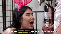 Who Knew The Easter Bunny Loved Piss!?