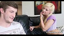 Really small teen pussy Alex Little 93