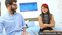 RealityKings - Teens Love Huge Cocks - Adria Rae Logan Long - Pussy Treat thumbnail