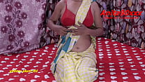 Indian Desi hot bhabhi fucking in saree