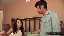 MEGAN RAIN FUCKED HARD BY HER STEPFATHER image