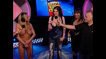 Howard Stern, Biggest whore contest, sex with 27 guys daily