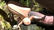 DOA Hitomi Oversized Penetration thumbnail