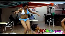 Sexy African Black Babes Pool Party trailer pornhub video