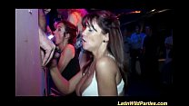 hot latin wild parties