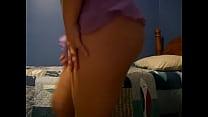 Ex-girlfriend in pantyhose