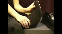 Girl Make Foot Massage To Man pornhub video