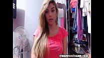 t-girl full webcam show