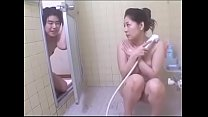 AWD-51 Ayane Asakura 35-year-old Mother with son