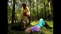 Forest guide binds  a guy and fucks him- www.xxxcamgirlsonline.com Vorschaubild