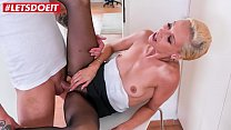 LETSDOEIT - Hot Stepmother Lola B. Seduced By N...