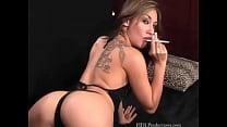 Roxy Jezel - Smoking Fetish at Dragginladies