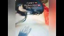 Bbw Candy gordita venezolana madura cachando rico con Chibolo de 18