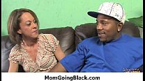 Black monster fucks my moms tight pussy 29