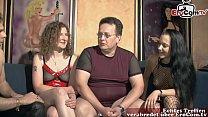 deutsche amateur swinger party mit echten paaren