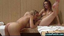 Lesbians (capri & karlie) In Hard Style Punish Sex mov-06