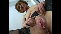 Oma macht gern Sextreffen - German Granny likes livedates thumbnail